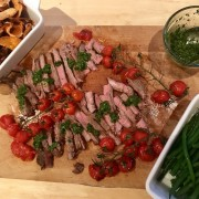 healthy-recipe-steak-chimichurri-sauce